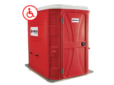 Bagno Mobile per disabili TopSan HN 2.0 Image